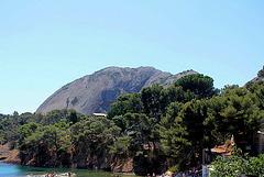 La Ciotat -colline de poudingues
