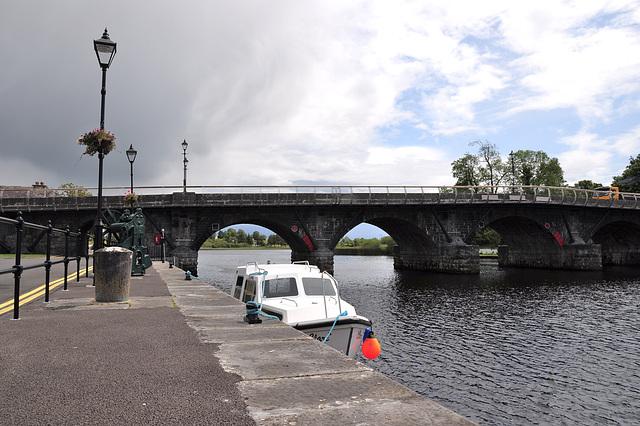Brücke über den Shannon