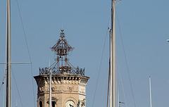 La Ciotat- le beffroi- campanile