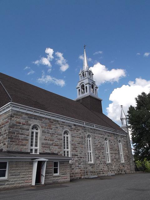 Valcourt, Québec / CANADA - 5 août 2011.