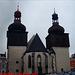 Church, Picture 2, Edited Version, Nachod, Kralovehradecky kraj, Bohemia (CZ), 2011