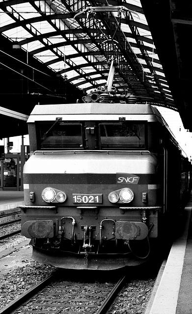 bb 15000 en gare de Strasbourg