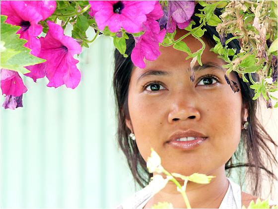 le temps des fleurs : Thara