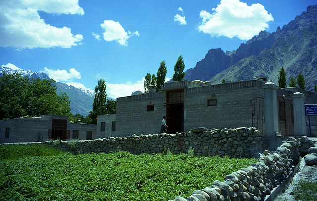 Gulmit. Far North Pakistan