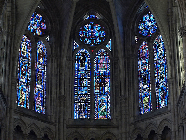 P6024035ac Chalons-en-Champagne Capital St Etienne Cathedral Upper Choir Windows