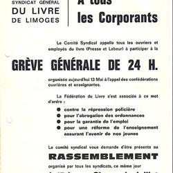 Majo 1968