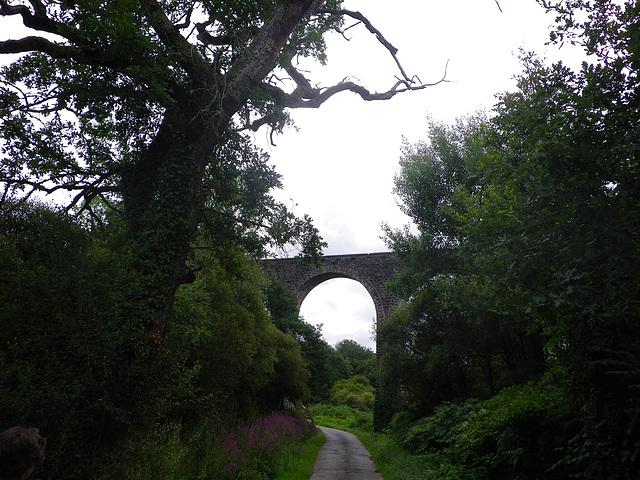 Le viaduc de Rancon