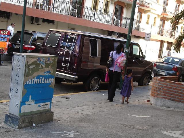 Acapulco, Guerrero / Mexico - February 8th 2011.