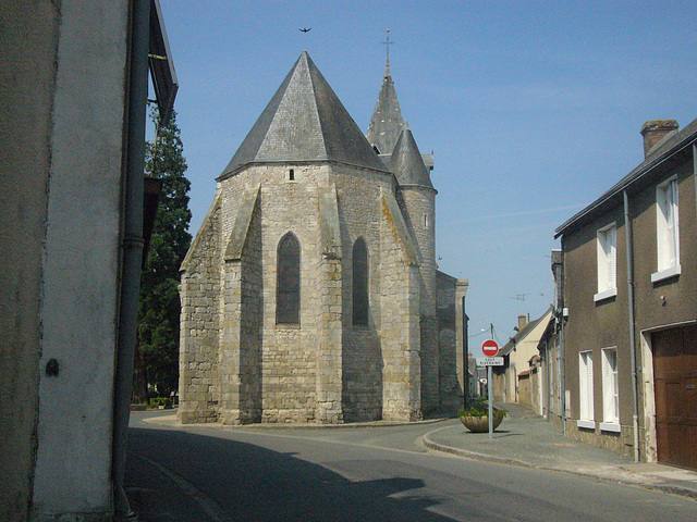 Notre Dame in Aschères le Marchè