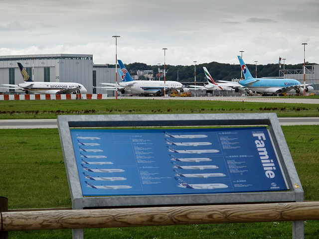 Airbusfamilie