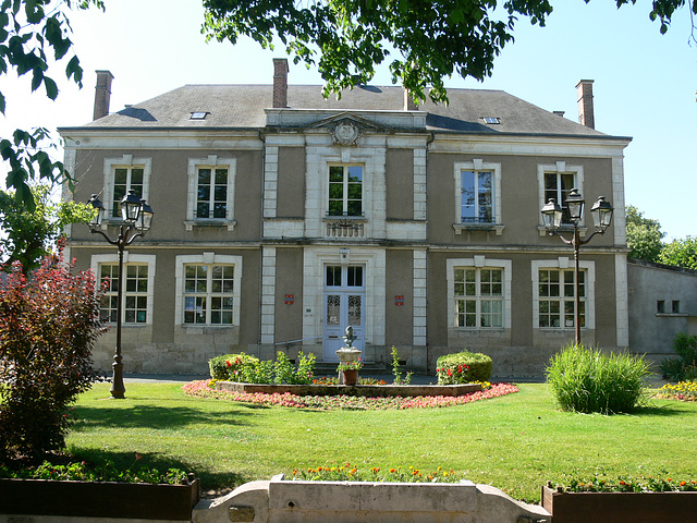 Rathaus in Aschères-le-Marché