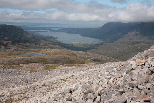 Another view from Sgorr Ruadh