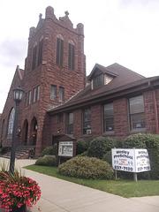 Église scolaire / School church.