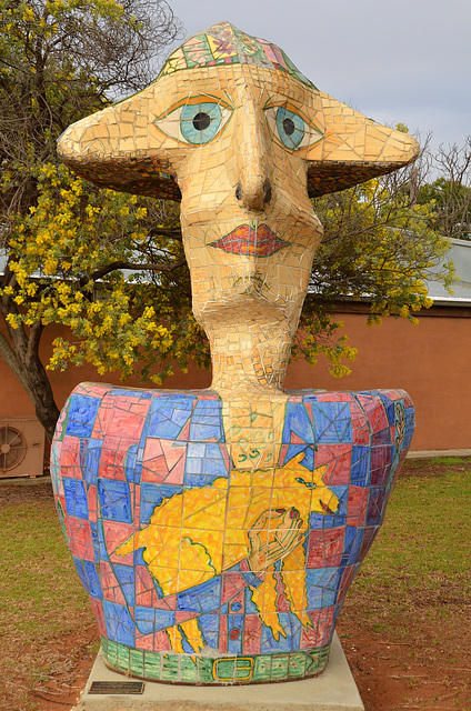 Australia. Swan Hill street art