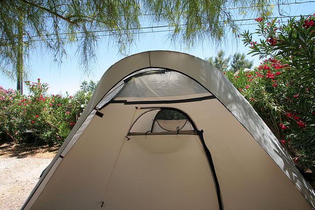 Tent - doors closed (0309)