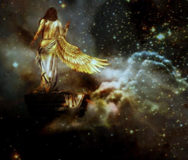 Ange Angélique qui nous quitte
