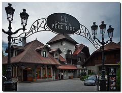 L'Auberge Pere Bise