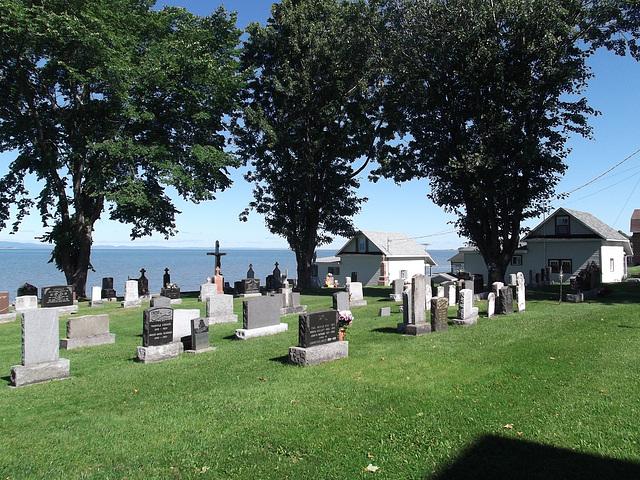 Cimetière du Québec / Quebec cemetery