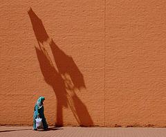 Streetphotos z Marrakesche