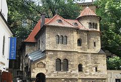 Synagogue Klaus - Prague