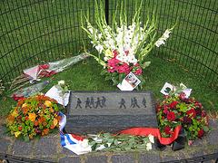 Het monument voor de editie van 2006