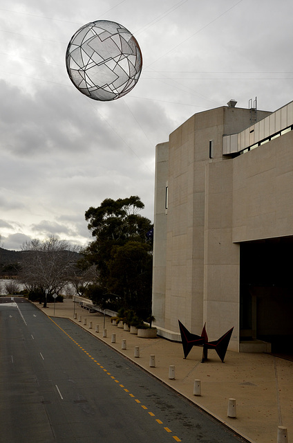 Canberra. National Gallery of Australia