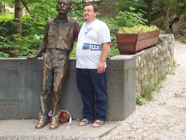 József Attila és én
