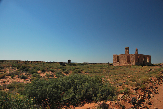 Farina. South Australia