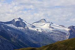 Hintertuxer Gletscher - Blick von der Eggalm