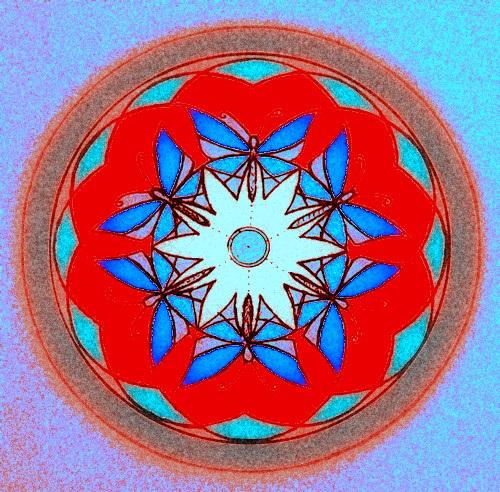 Mandala pour Spirit