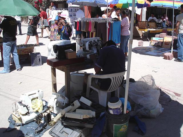 La Peñita de Jaltemba, Nayarit /  Mexique - 24 février 2011