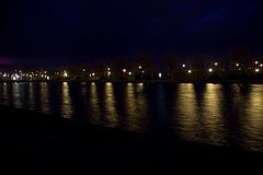 schimmeriges Licht
