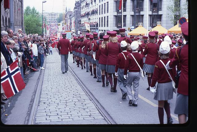 Oslo 1983, nacia festo, 17an de majo / Oslo 1983, Fête nationale, 17 mai