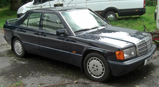 1991 Mercedes 190E 2.0ltr Manual
