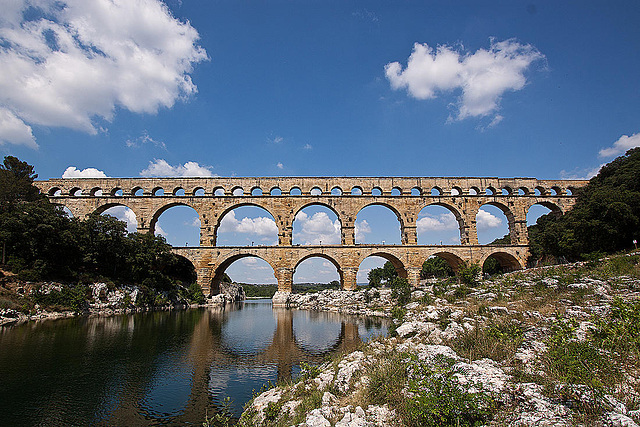 20110606 5117RWfw Aquädukt [Pont du Gard]