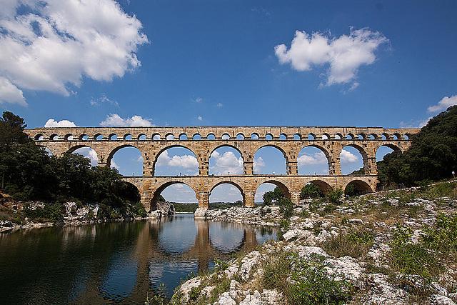 20110606 5117RWw [F] Aquädukt [Pont du Gard]
