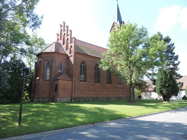 Dorfkirche in Grüna