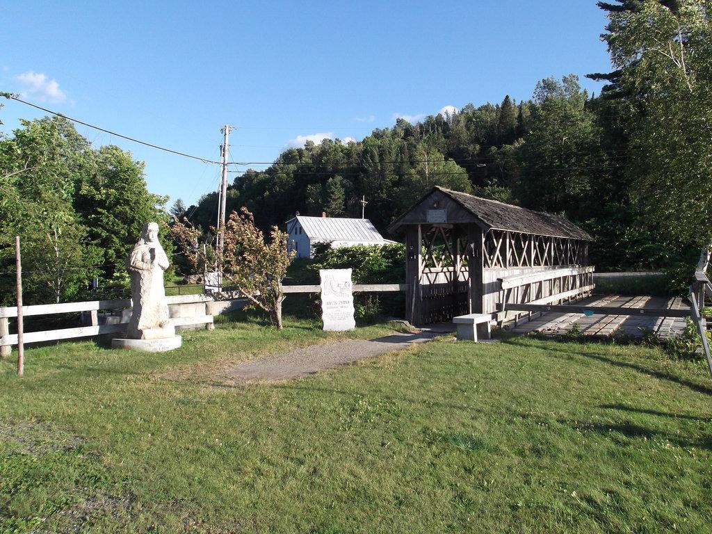 West Danville, Vermont. USA - 10 juillet 2011