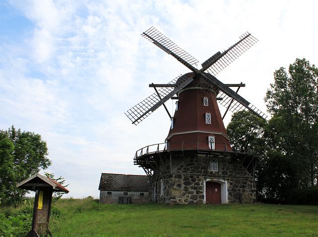 Lund, Mühle bei Lund in Schweden