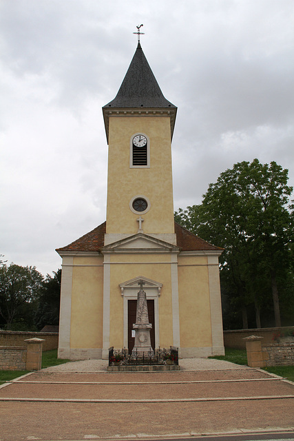 Eglise de Sercy (71)