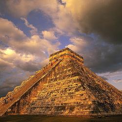 piramido Chichen Itza