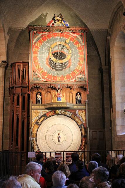 Lund, Glockenspiel im Dom zu Lund