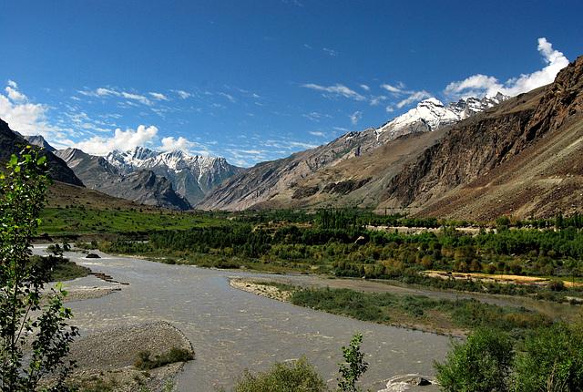 Suru Valley. Zanskar
