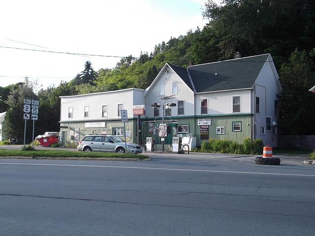 West Danville, Vermont. USA - 10 juillet 2011.
