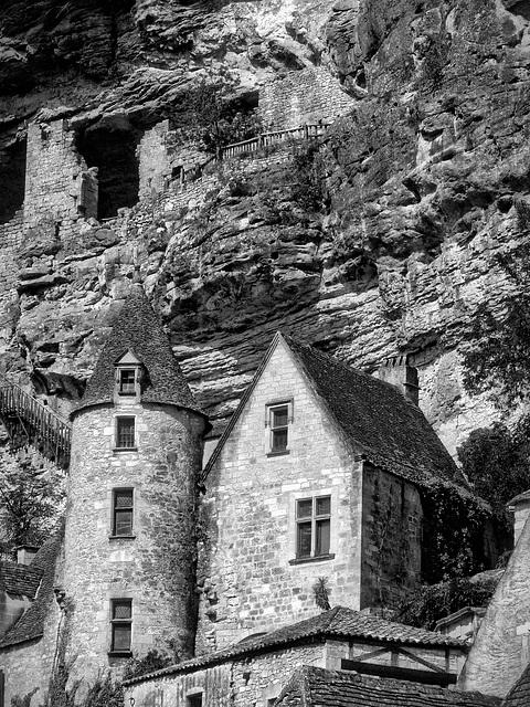 Cliffside Architecture