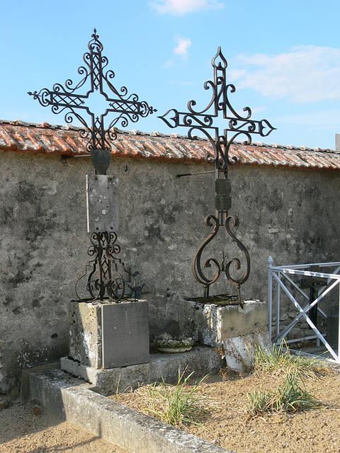 Friedhof Aschères-le-Marché