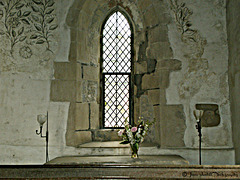 Haddon Hall Chapel.
