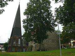 Zwiesel - Filialkirche Rabenstein