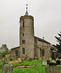 long stratton church, norfolk