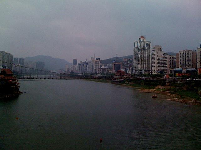 Sur Jianzhou-Ponto